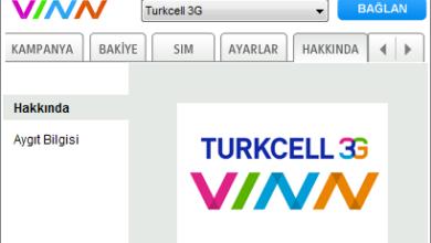 Photo of Türkcell 3g vınn wifi yapma