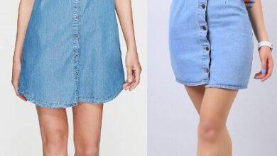 Photo of Bayanlar için kot elbise modelleri 2021